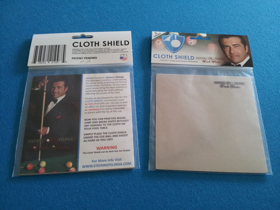 Cloth Shield Packaging
